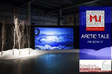 Fashion Inspirations,Milano Unica DIRECTIONS : I. ARCTIC TALE Fall/Winter 2016/17