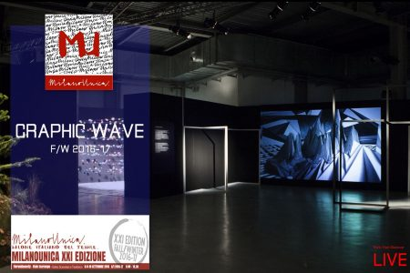 Fashion inspirations, Milano Unica DIRECTIONS : III. Graphic Wave F/W 2016/17