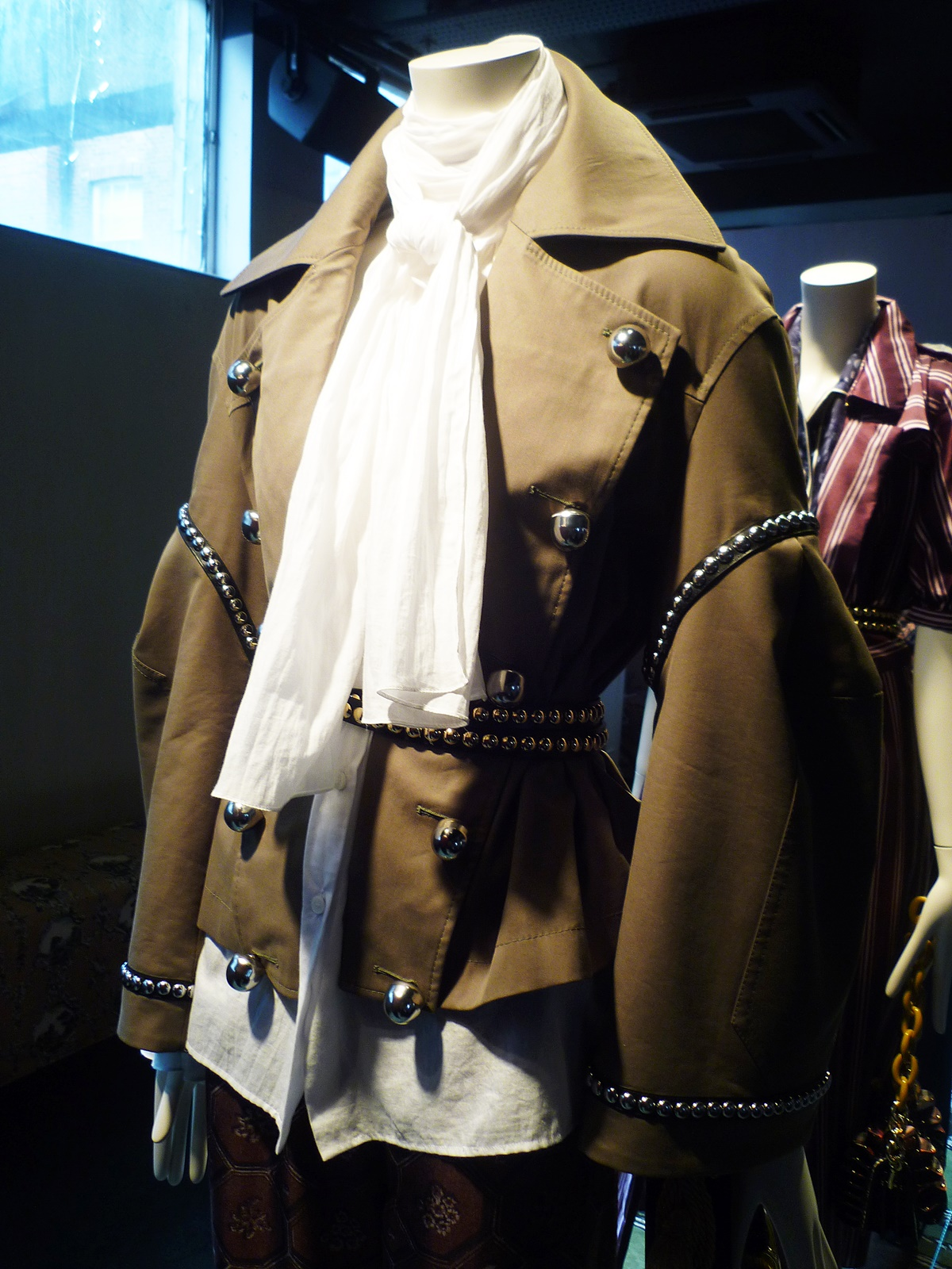 Burberry, The makers House Sept 2016 during LFW