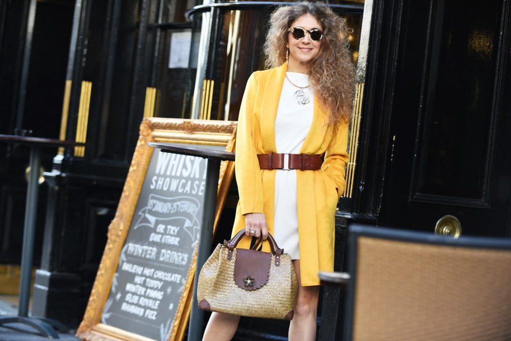 BmB Bamboo Bags, fashion style during London Fashion week FEb2018
