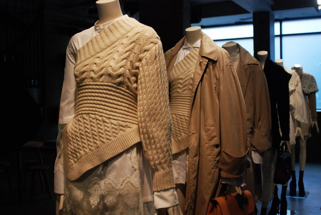 The Cape Reimagined, Burberry, Henry Moore's vision at Maker's House, LFW AW17