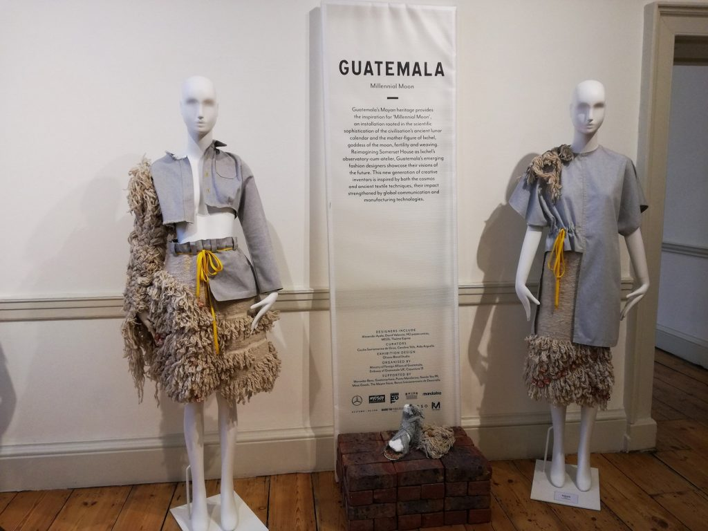 Guatemala IFS 2017, Local Global, Somerset House at LFW AW17