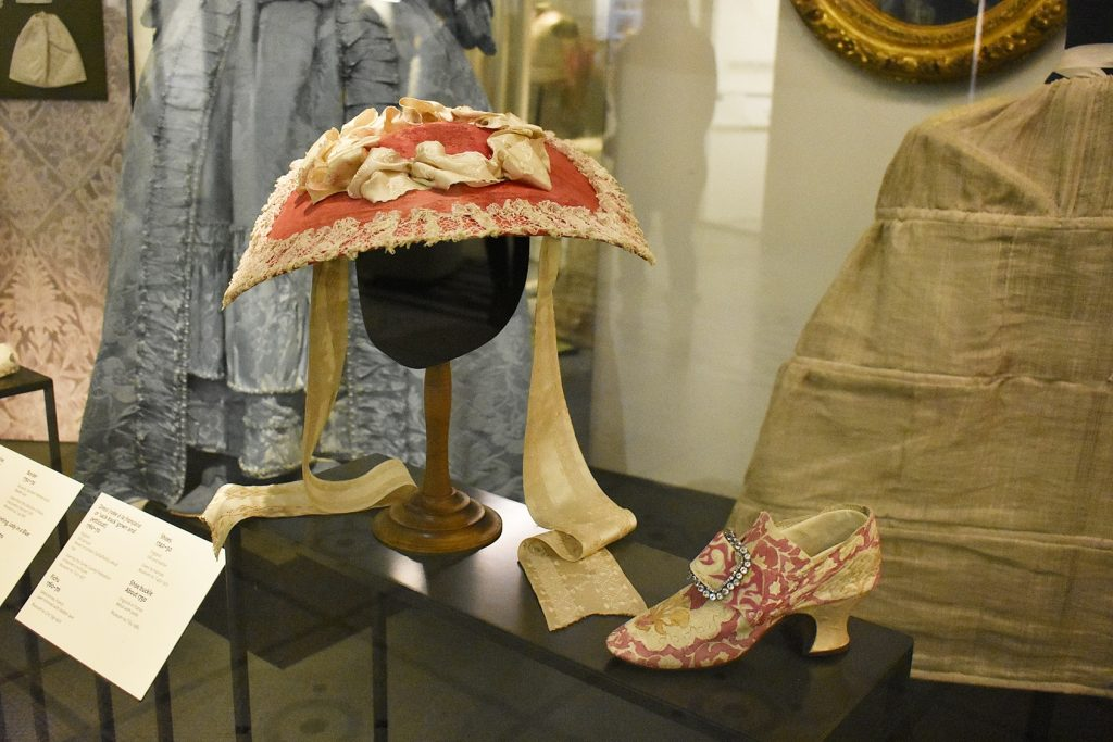 The Tailored to Fit, Victoria and Albert museum at London Fashion Week
