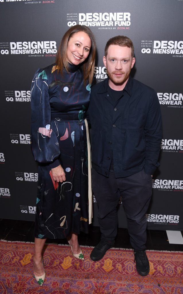 Caroline Rush, Craig Green,The BFC/GQ Designer Menswear Fund