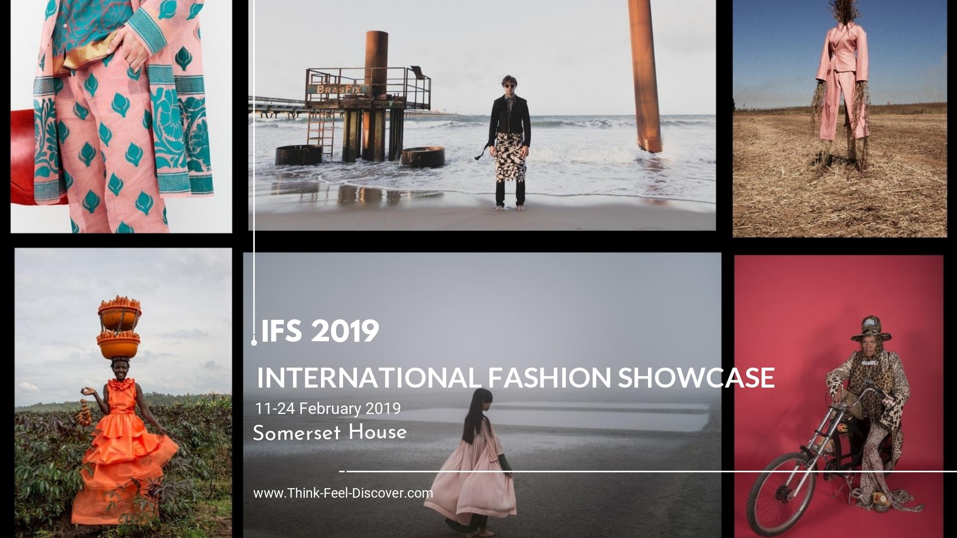 IFS 2019, Somerset House, British Council, London
