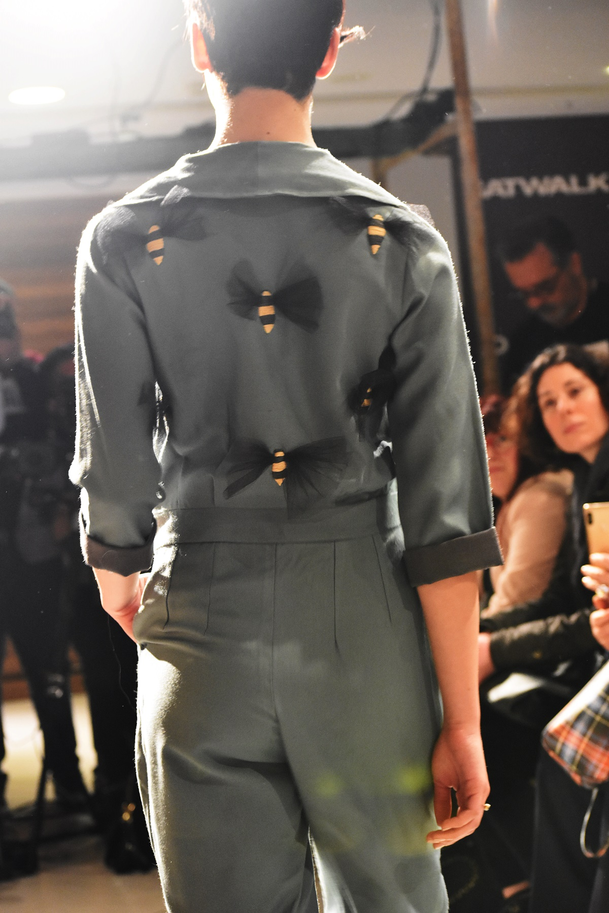 Outfit ideas, Winter 2019 by fashion students of TEI Central macedonia at NGFL6
