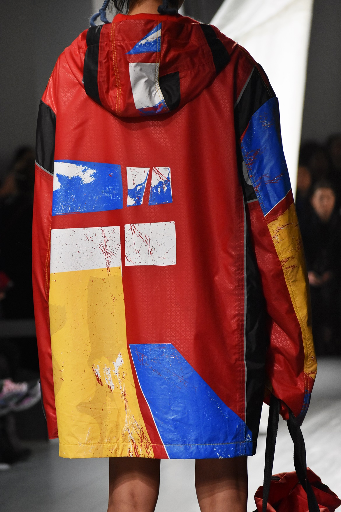 Bethany Williams fashion show at LFW Feb19, Adelaida House by Think Feel Discover
