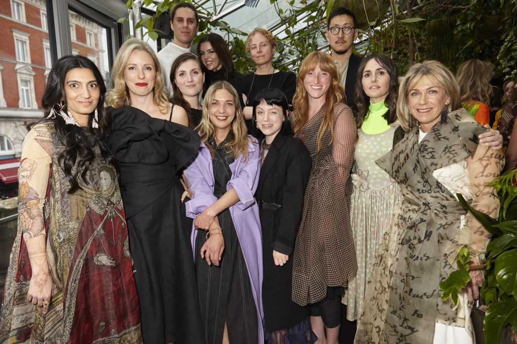 Sushisamba restaurant, British fashion Council Fashion Trust 2019 Grand Recipients