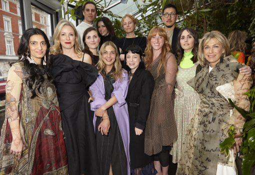 Sushisamba restaurant, British fashion Council Fashion Trust 2019 Grand Recipients