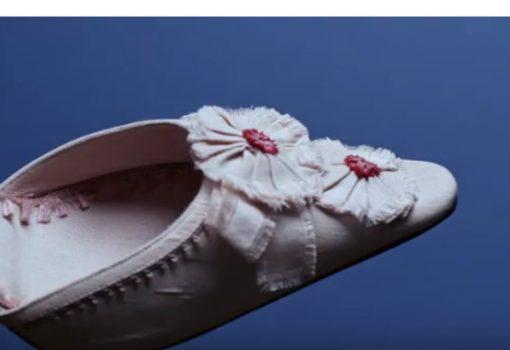Manolo Blahnik shoes designer at the Wallace during London Fashion Week Men's