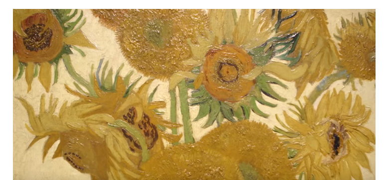 The EY Exhibition Van Gogh at Tate Britain museum during London Fashion Week Men's