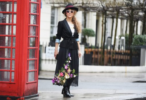 Street Style, LFW 2019 by Think-Feel-Discover.com