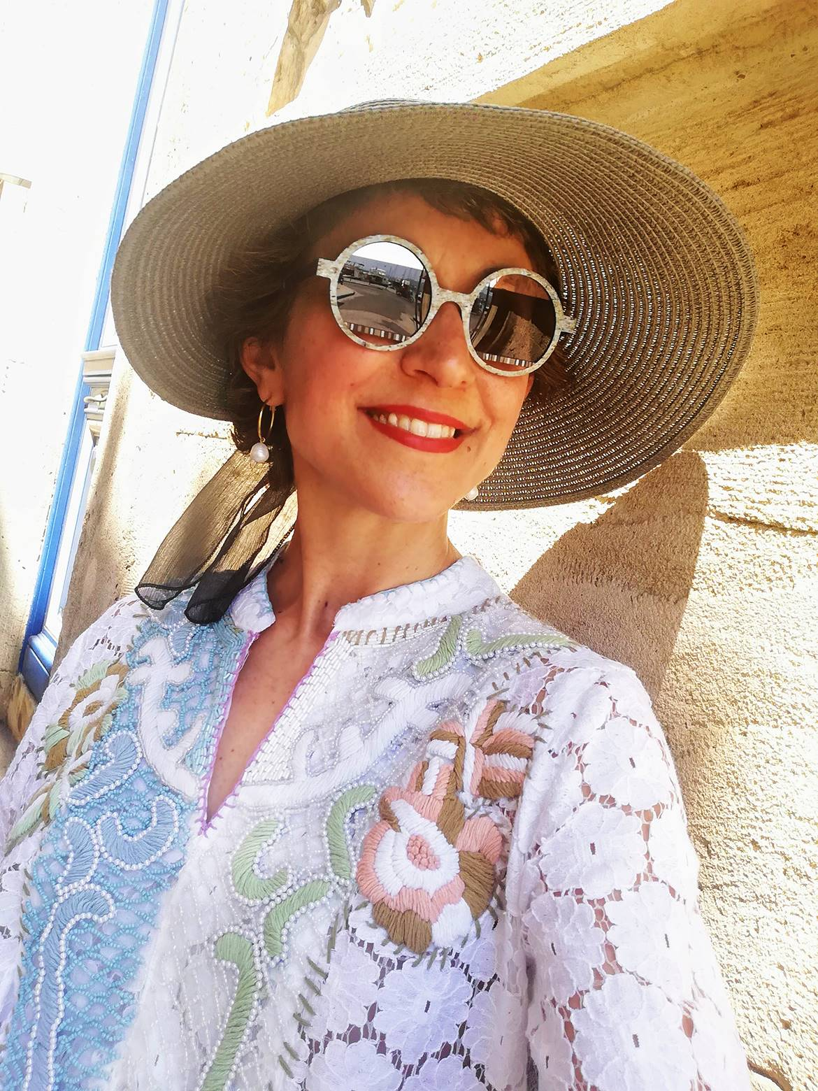 Aegina Greece a day trip from Athens, Think Feel Discover Summer street style