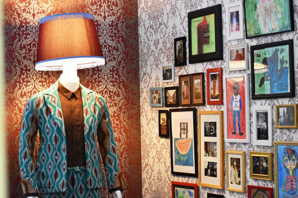 Rahemur Rahmanl IFS2019, Bangladesh design, Somerset House, LFW2019, Think Feel Discover