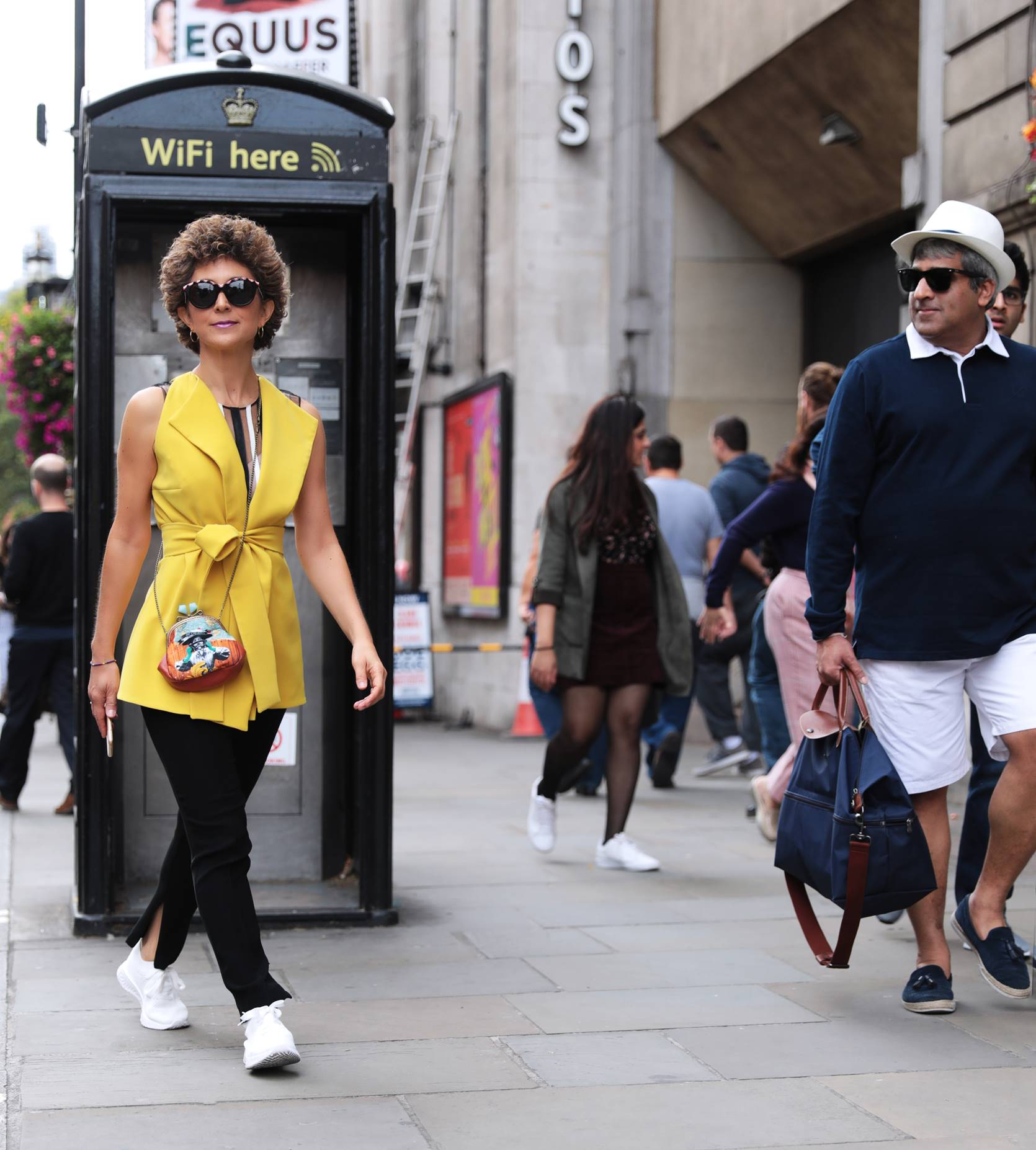 Best street style from LFW SS20: Amazingly creative fashion