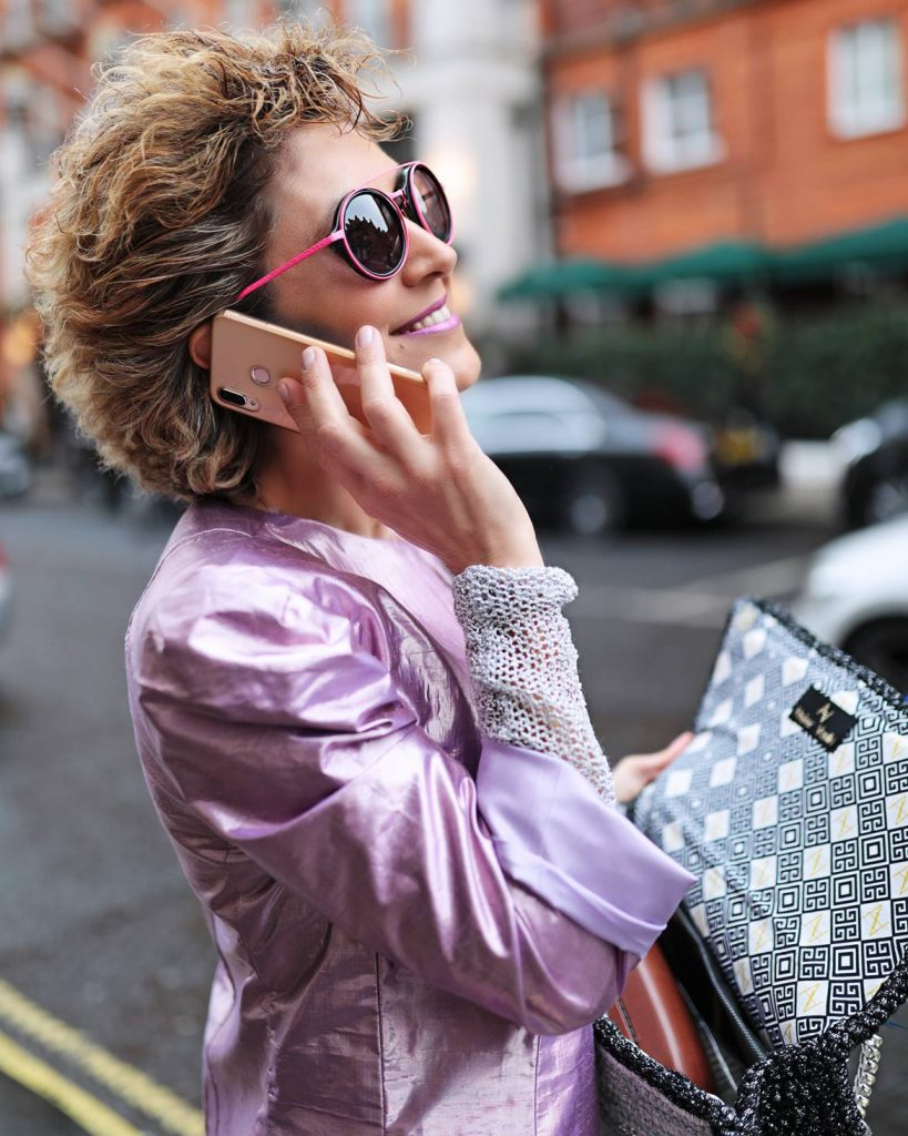 Fashion Awards 2019, Atelier Vasiliki, must-have bags trends for 2020, London street style, Think Feel Discover
