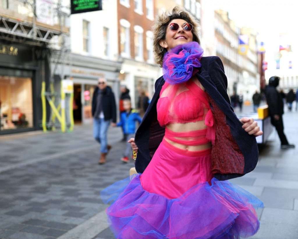#BeCreative Fashion Week launched by Think-Feel-Discover.com during London Fashion Week Men's 12-14 June 2020