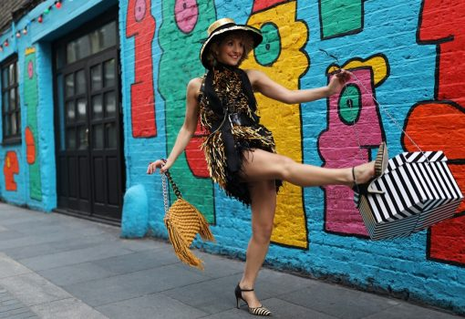 London Street Fashion by Think-Feel-Discover at LFW20The three new shoe styles to know before you start shopping.