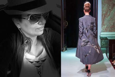 Interview with Vz Perfection by Vaishali, #BeCreative Fashion Week, LFWReset June 20