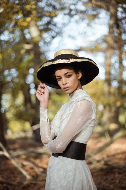 Interview with Elena Shvab milliner, #BeCreative Fashion Week, LFWReset June 20