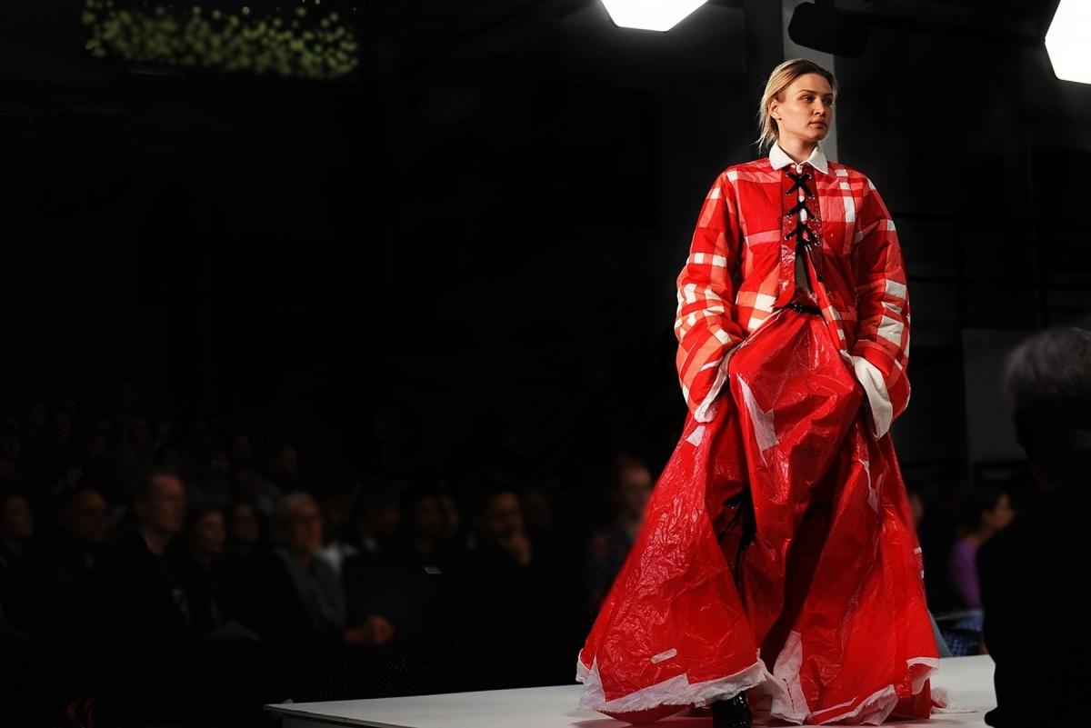 Graduate Fashion Week June 2019 Fashion Show, London Fashion Week by Think-Feel-Disover.com