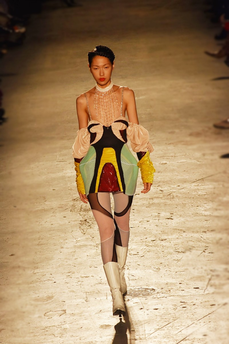 London Fashion Week 2020, Westminster University, Graduate Fashion Week Fashion Show