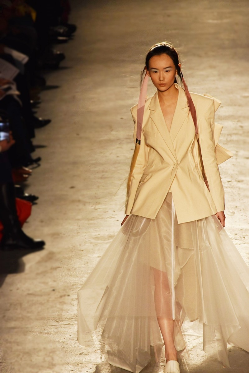 Westminster University Fashion Show, Graduate Fashion Week at London Fashion Week 2020